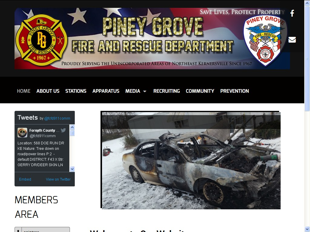 Piney Grove Fire and Rescue Department